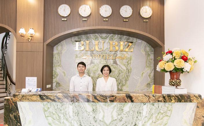 BLUBIZ HOTEL MỸ ĐÌNH SÔNG ĐÀ